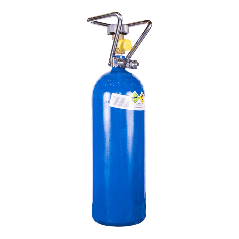 Laughing gas tank 2 kg