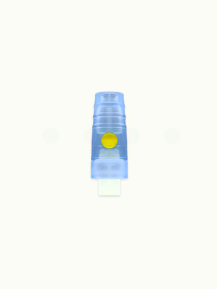 Lachgas Smaakpad Lemon